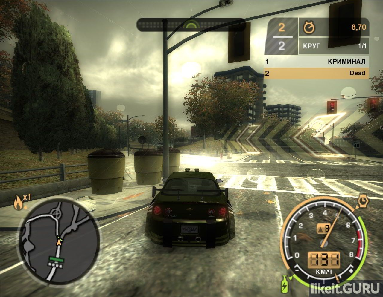 Free download Need for Speed: Most Wanted torrent