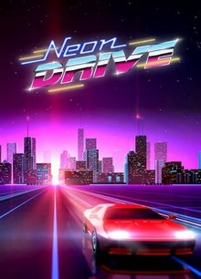 Download Neon Drive Full Game Torrent For Free (174 Mb)