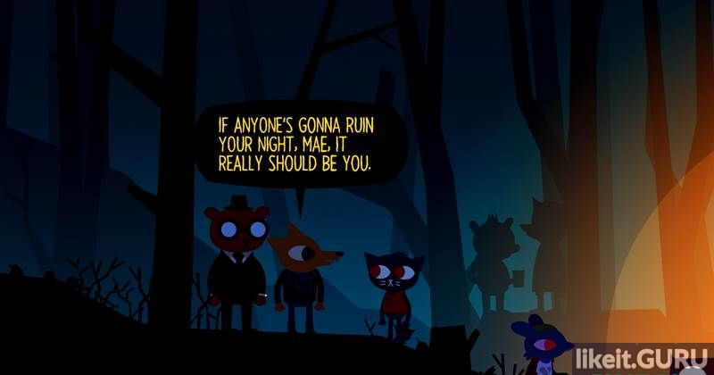 Night in the Woods download torrent