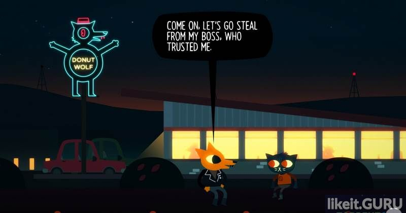 Adventures free Night in the Woods torrent
