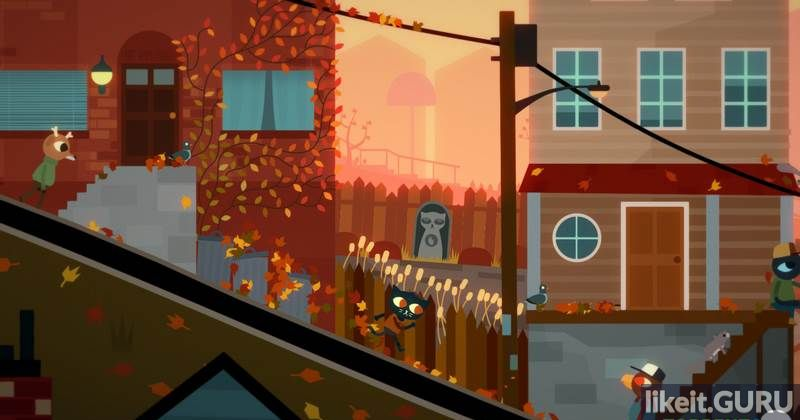 Download Night in the Woods torrent pc for free