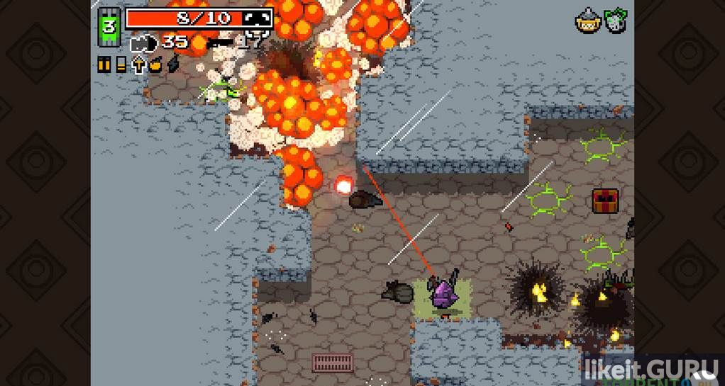 Free Nuclear Throne game torrent