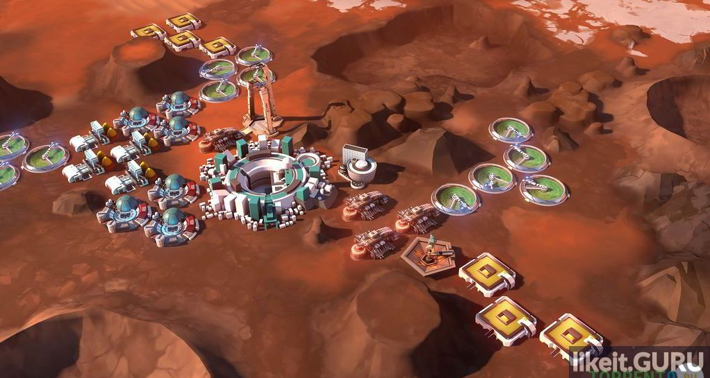 Free download Offworld Trading Company torrent
