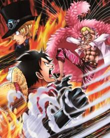 Download One Piece Burning Blood Game Free Torrent (9.44 Gb)