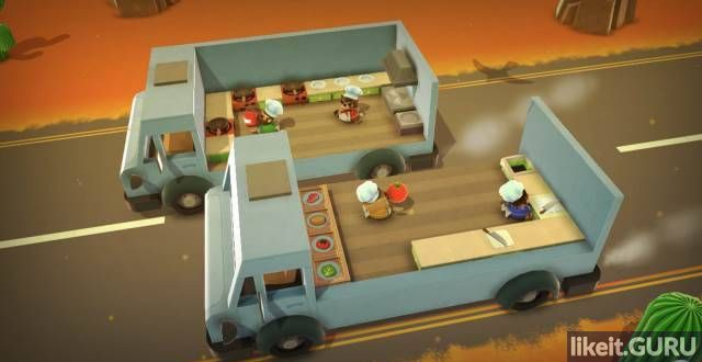 Overcooked download torrent