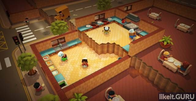 Action Games, Simulation 2016 Overcooked torrent game full