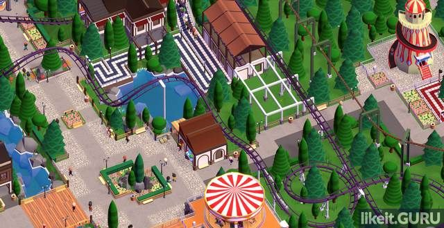 Free Parkitect game torrent