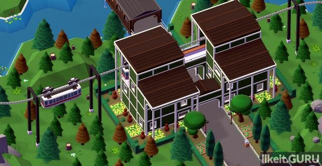 Download game Parkitect for free