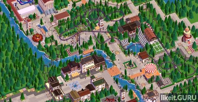2016 Parkitect Simulations download free