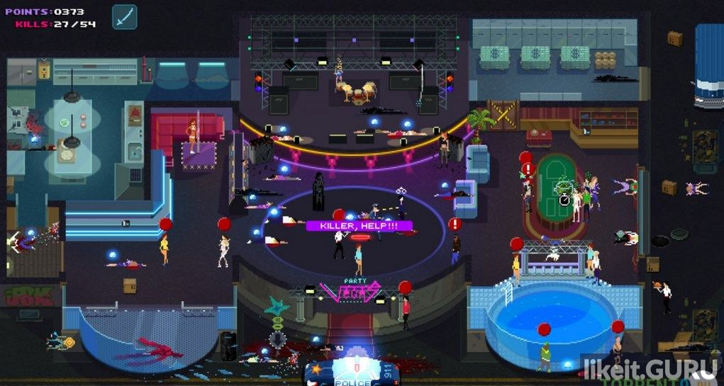 Party hard game torrent download