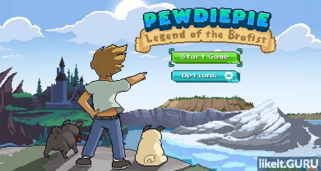 Game PewDiePie Legend of the Brofist, download, torrent PewDiePie Legend of the Brofist