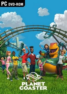 Planet Coaster Download Full Game Torrent (1.43 Gb)