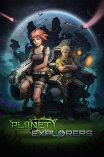 Adventure, RPG, Action free Planet Explorers torrent