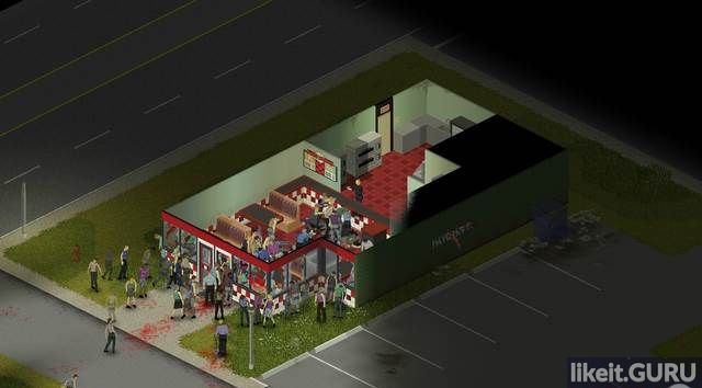 2013 RPG Project Zomboid torrent game full