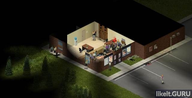 Project Zomboid RPG download torrent