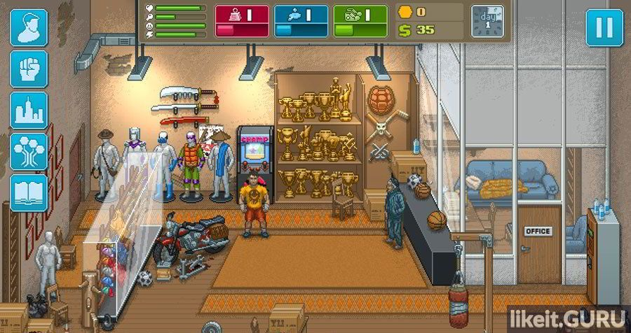 2016 Punch Club RPG, Action download free