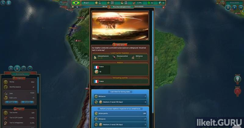 Download game Realpolitiks for free
