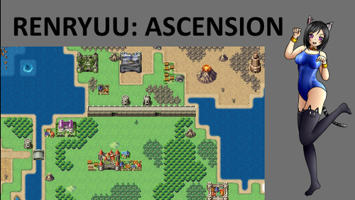 2016 Renryuu Ascension adults, Arcade, RPG download free
