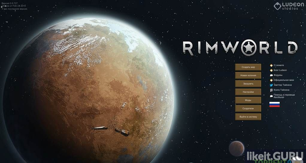 Rimworld Download Full Game Torrent (88 Mb) | Strategy