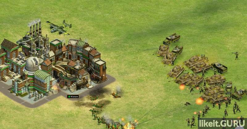 The Game Rise of Nations, download, torrent Rise of Nations