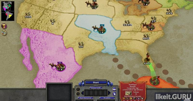 RTS free Rise of Nations torrent