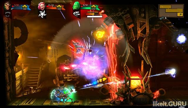 Free Rogue Stormers game torrent