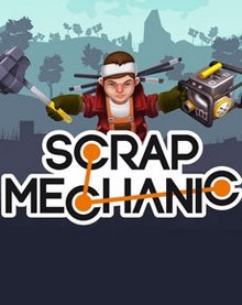 Scrap Mechanic Download Full Game Torrent (293 Mb)
