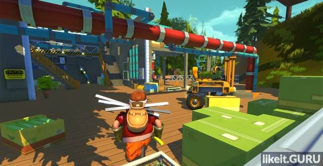 Download game Scrap Mechanic for free