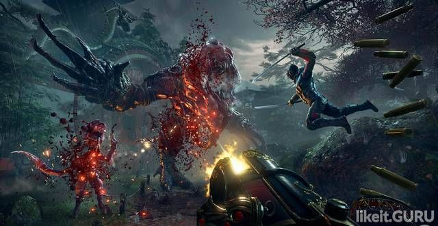 2016 Shadow Warrior 2 Action Games, Adventure download free