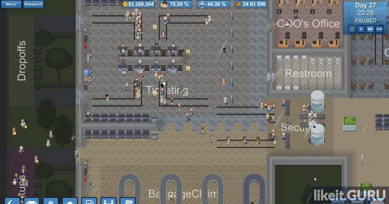 SimAirport Strategy, Simulation download torrent