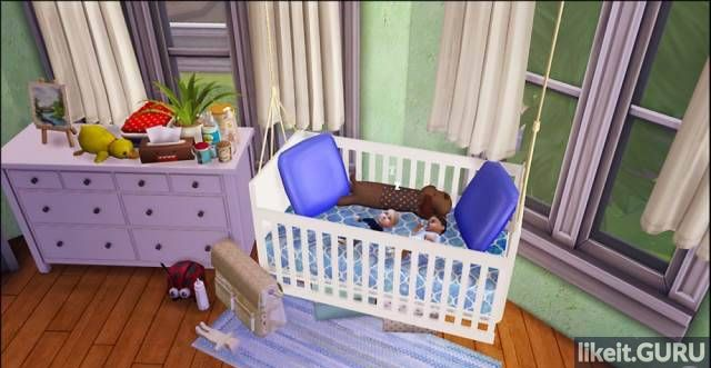 Download game The Sims 4 Children's Room for free