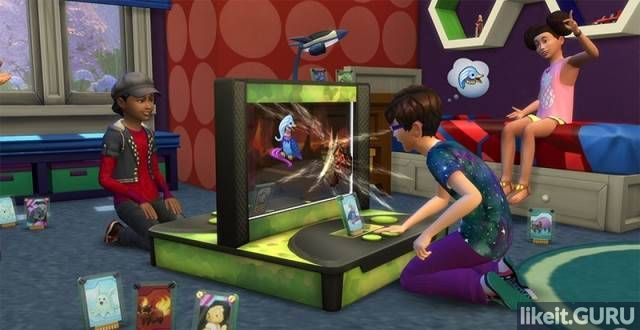 Free Sims 4 Kids Room game torrent