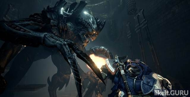 Shooter, Action Games 2016 Space Hulk: Deathwing torrent game full