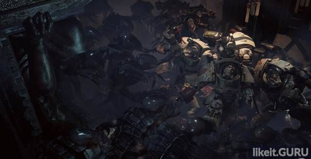 Download game Space Hulk: Deathwing for free