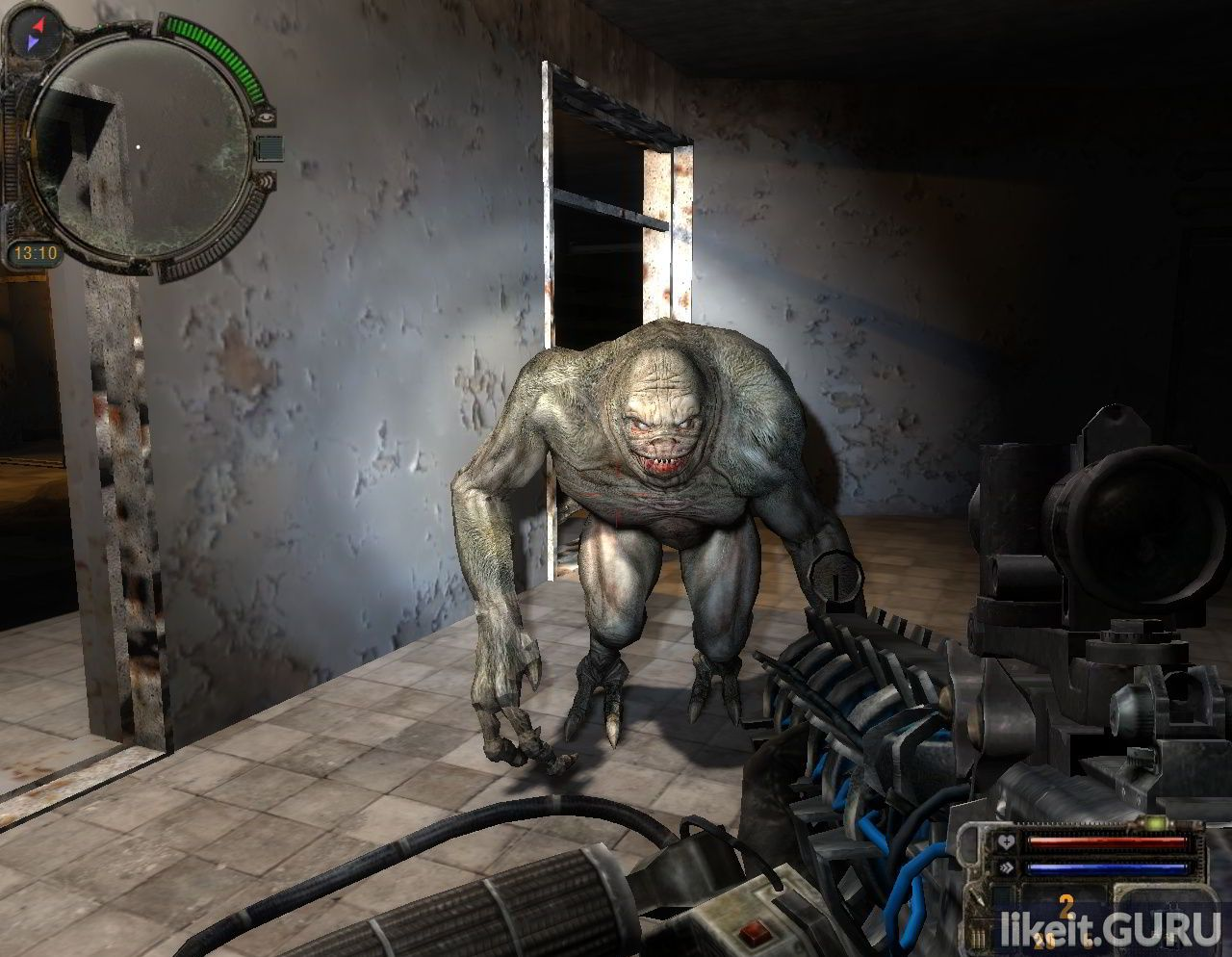 S.T.A.L.K.E.R .: Call of Pripyat download torrent