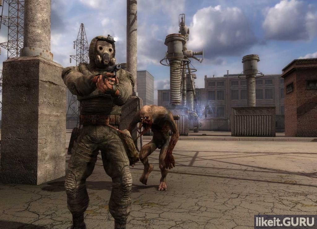 The FPS, Shooter, Action 2009 S.T.A.L.K.E.R .: Call of Pripyat torrent game full