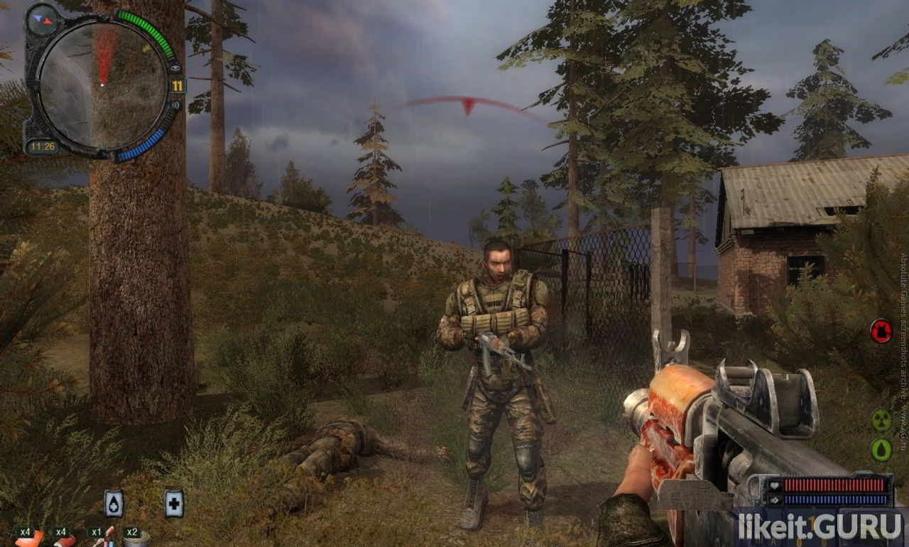 Download game S.T.A.L.K.E.R .: Call of Pripyat for free
