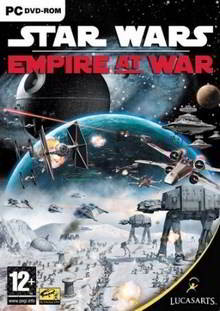 2006 Star Wars Empire At War Collection Strategy, RTS download free