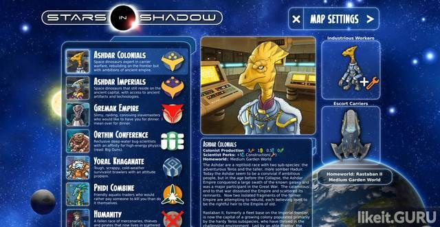 Stars in Shadow game torrent download