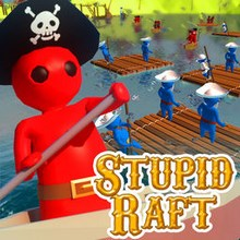 Download Stupid Raft Battle Simulator Full Game Torrent For Free (129 Mb)