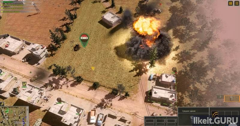 Download Syrian Warfare torrent pc for free