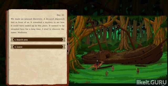 2015 The Curious Expedition Adventure, RPG download free