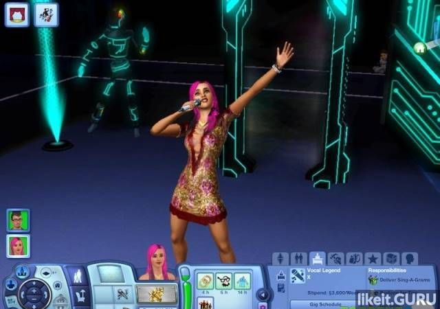 The Sims 3 game download torrent