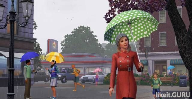 Download The Sims 3 Seasons torrent pc for free