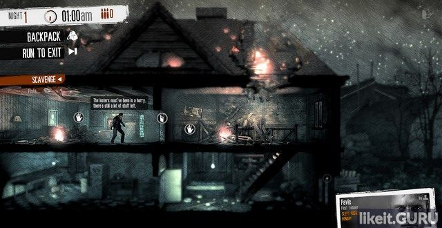 Free This War of Mine The Little Ones game torrent