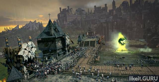 Strategy 2016 Total War Warhammer torrent game full