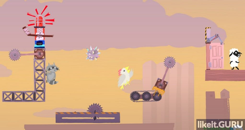 Ultimate Chicken Horse Arcade download torrent
