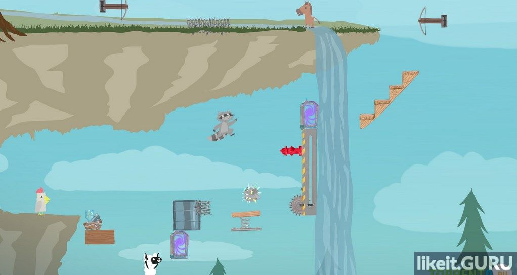 2016 Arcade Ultimate Chicken Horse torrent game full
