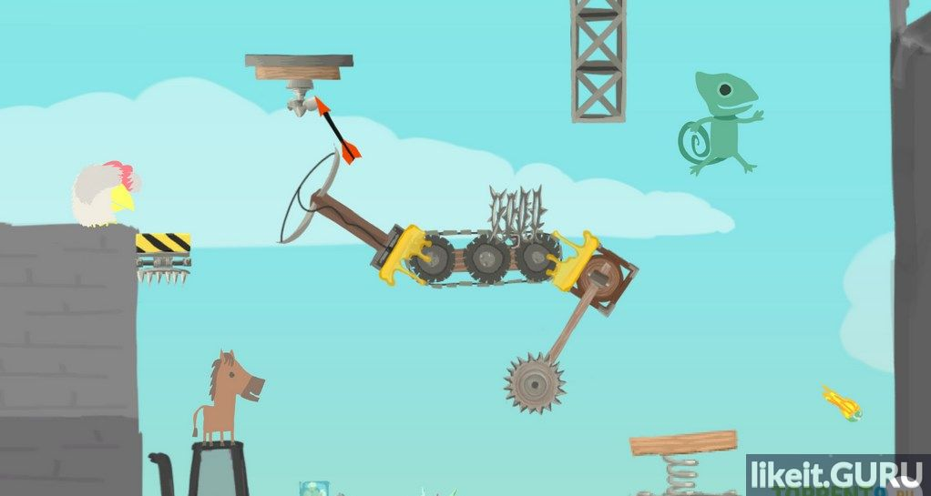 Ultimate Chicken Horse download torrent