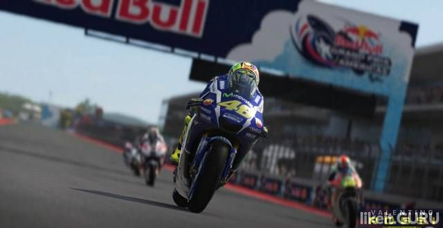 Free Valentino Rossi The Game game torrent